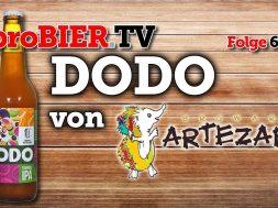 Dodo – das Tropical IPA von Browar Artezan