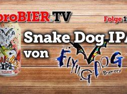 Doggystyle Bier: Snake Dog IPA von Flying Dog