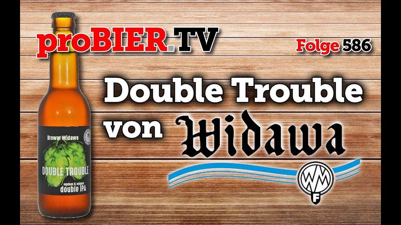 Doppelte Probleme aus Polen – Widawa Double Trouble IPA