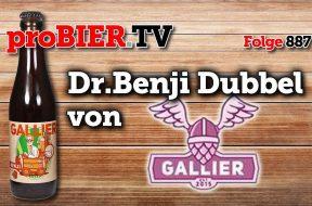 Dr.Benji wird ge-Dubbelt
