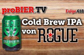 Draußen nur Canchen – Rogue Cold Brew IPA