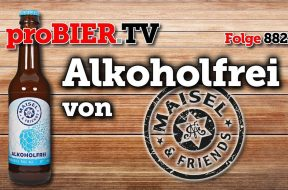 Drink and drive – mit Maisels AF Pale Ale