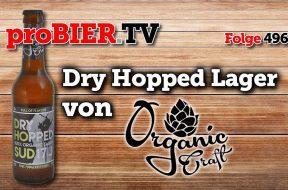 Dry Hopped Organic Lager – Sud 17|3 von Organic Craft