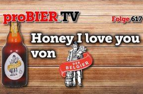 Dubbelte Liebeserklärung: Honey I love you