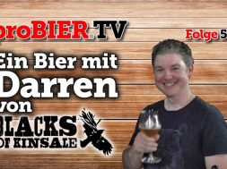 Ein Bier mit Darren von Blacks Brewing | proBIER.TV – Craft Beer Review #588 [4K]