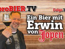 Ein Bier mit Erwin von Jopen