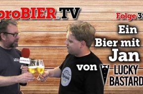 Ein Bier mit Jan – dem Lucky Bastard aus Brno