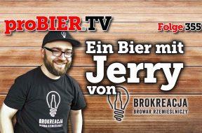 Ein Bier mit Jerry von Brokreacja
