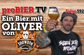 Ein Bier mit Oli von Sudden Death Brewing
