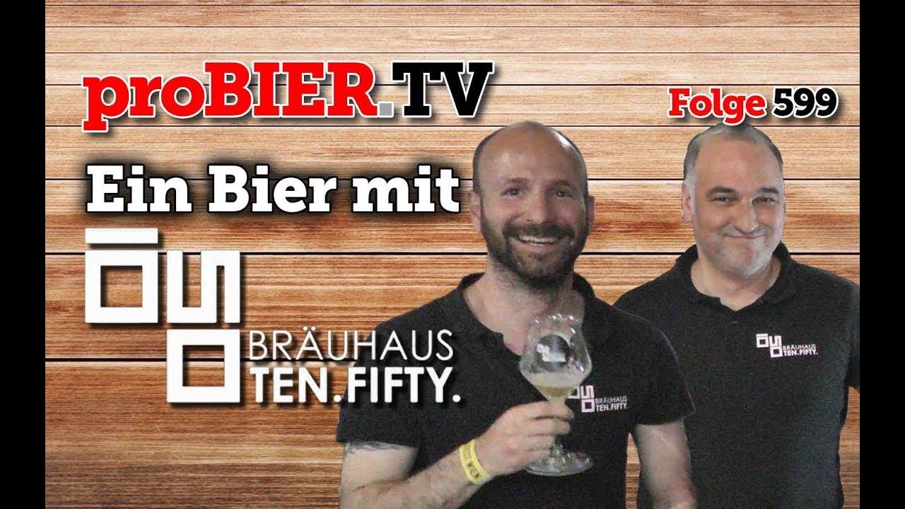 Ein Bier mit Ten Fifty Bräuhaus