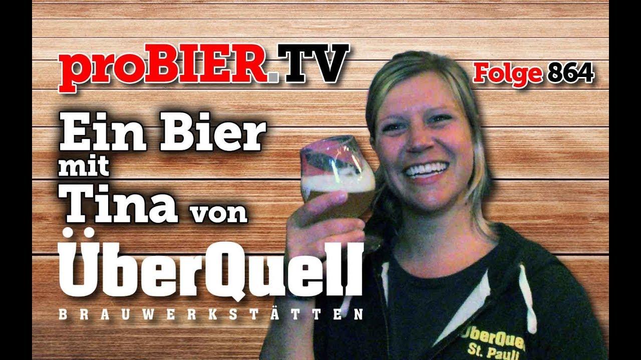 Ein Bier mit Tina von Überquell