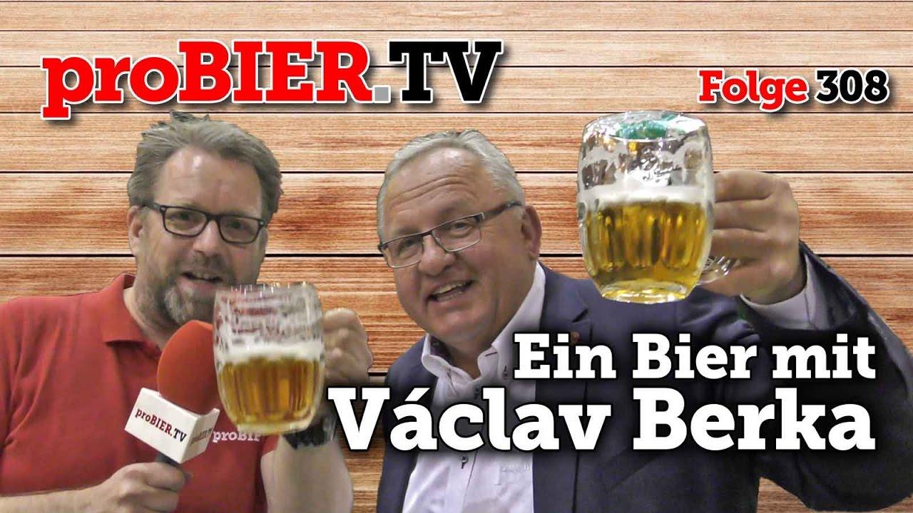 Ein Bier mit Václav Berka – Pilsner Urquell