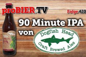 Ein Spiel dauert 90 Minute IPA – Dogfish Head