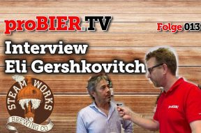 """""""Eli mit der Killergurke"""" – Steamworks Brewery Tasiting im Beer Store Vienna"""