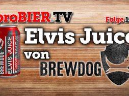 Elvis Juice – Der King lebt in der Brewdog Dose