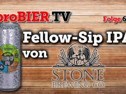 Fellow-Sip IPA von Stone Berlin | proBIER.TV – Craft Beer Review #693 [4K]