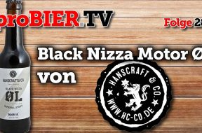 Formel Craft – Hanscraft & Co Black Nizza Motor Øl