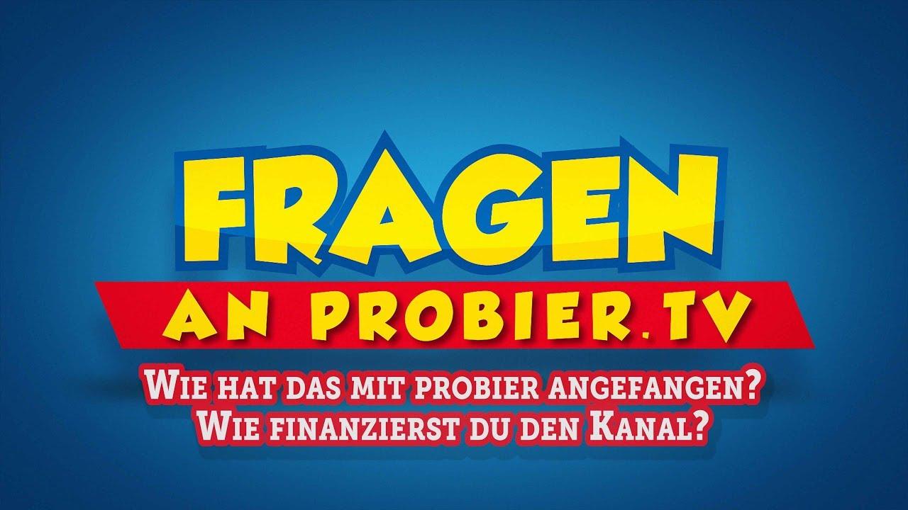 Fragen an proBIER.TV #02 – Wie hat das mit proBIER angefangen? [4K]