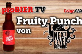 Fruity Punch – das Easy Pale Ale von Next Level Brewing