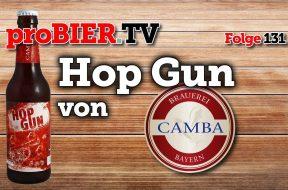 Für Brown Ale greift man bei Camba Bavaria zur Hop Gun