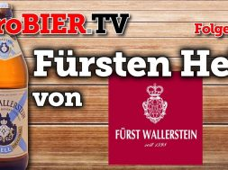 Fürsten Hell – Mein Sonntagsbier des Fürst Wallerstein