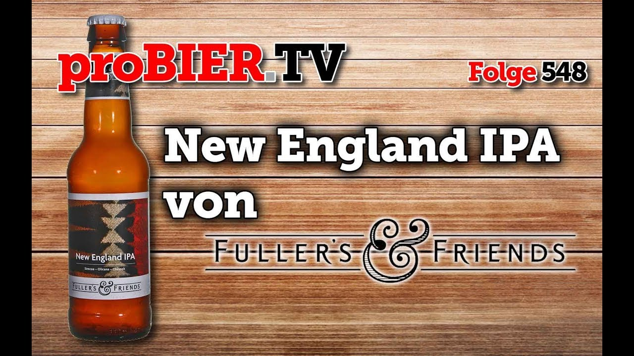 Fuller´s & Friends – NEIPA Collab mit Cloudwater