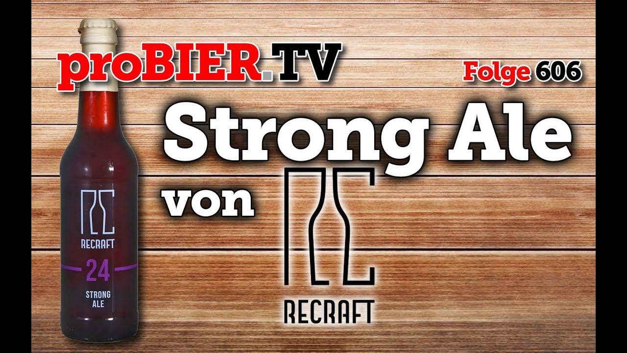 Ganz Stark – ReCraft 24 Strong Ale