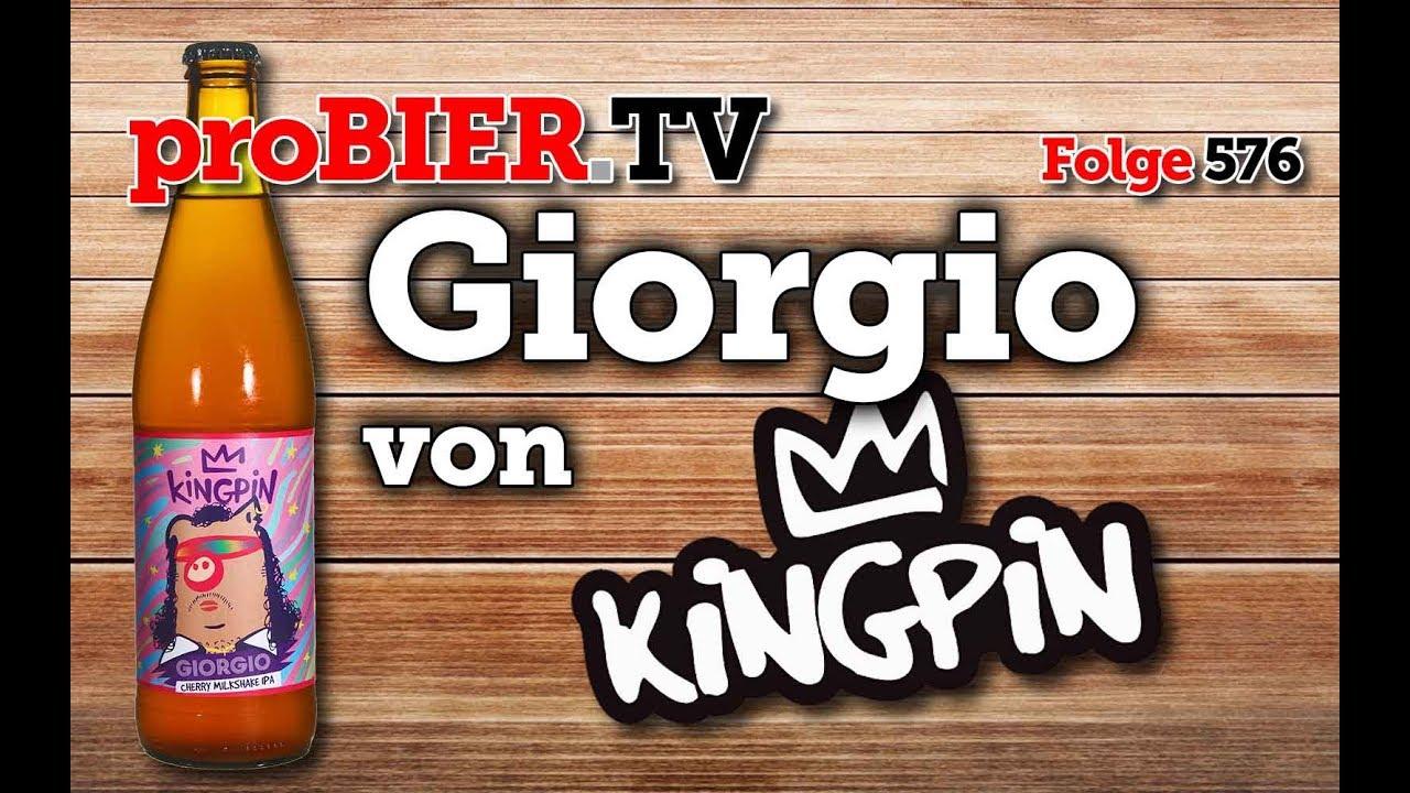 Giorgio die Kirsch Sau von Browar Kingpin