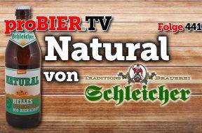 Glutenfreies Helles – Natural von der Brauerei Schleicher