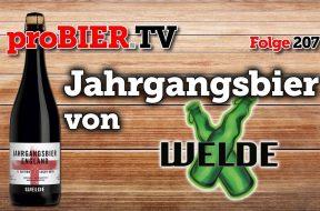 God save the Bock – Welde Jahrgangsbier 2017