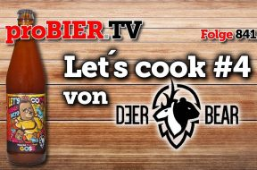 Gose Kochkurs: Deer Bear Let´s cook #4