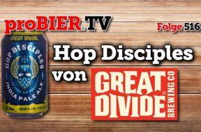 Great Divide Hopfenschule – Hop Disciples IPA