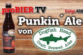 Halloween Zeit ist Kürbiszeit – Punkin´ Ale von Dogfish Head