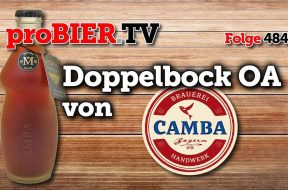 Holzfass Doppelbock der Camba Bavaria