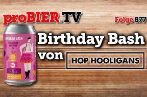 Hop Hooligans bashen den Geburtstag