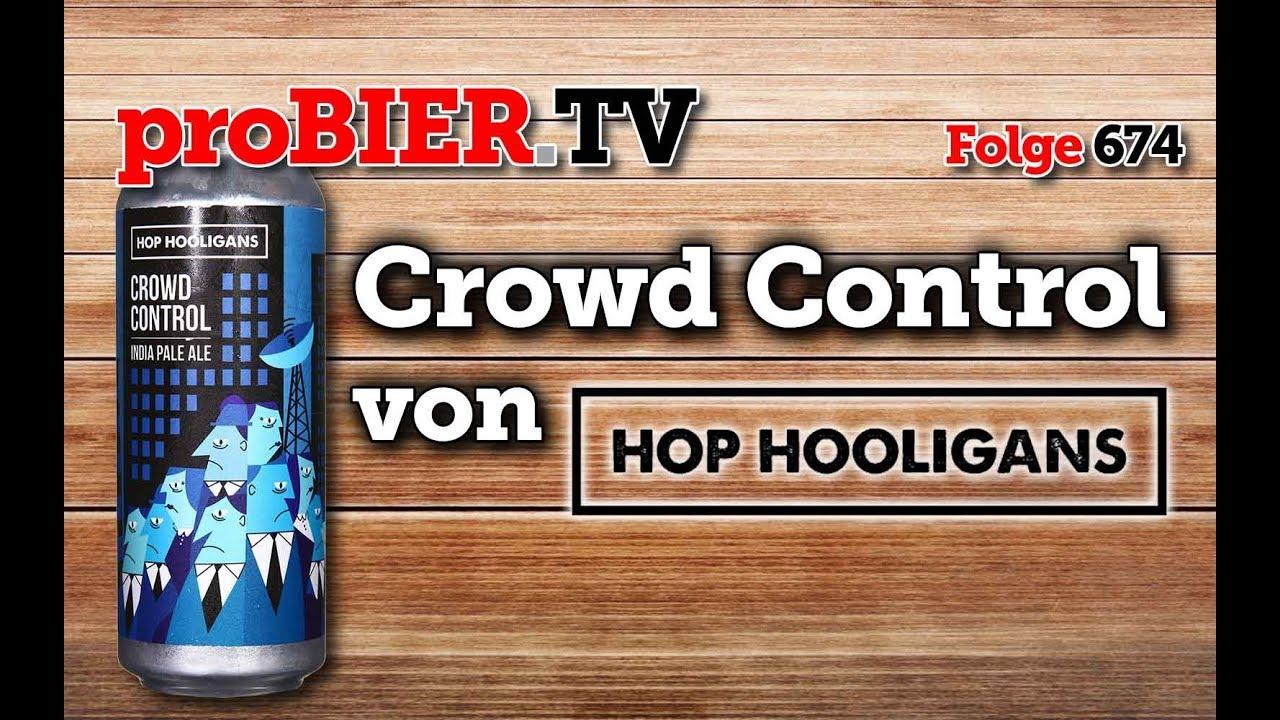 Hop Hooligans übernehmen Crowd Control mit NEIPA