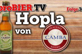 Hopla, ein Camba!