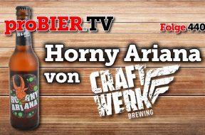 Horny Ariana – Geiler hopfiger Bock von Craftwerk