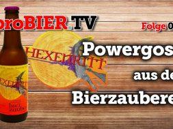 proBIER.TV – Hexenritt aus der Bierzauberei   #016   Craft Beer Review