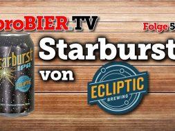 Imperiales Starburst IPA von Ecliptic Brewing