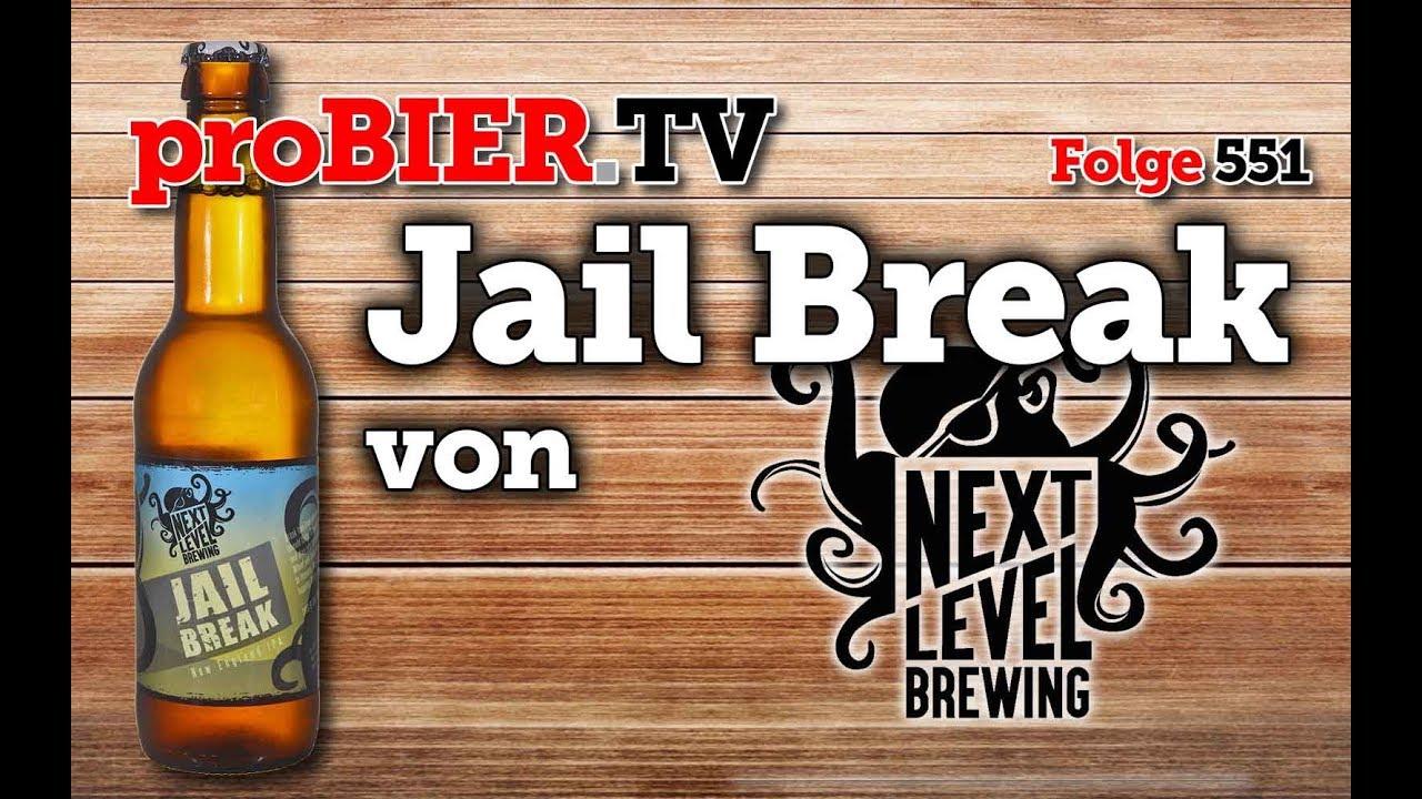Indie Bier Ausbruch – Next Level Brewing Jail Break