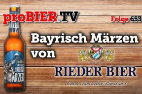 Innviertler Bayrisch Märzen von Rieder Bier