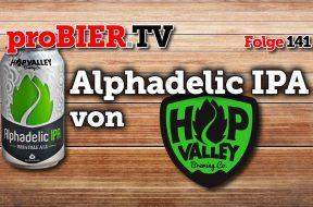 IPA aus dem Hopfental – Alphadelic von Hop Valley