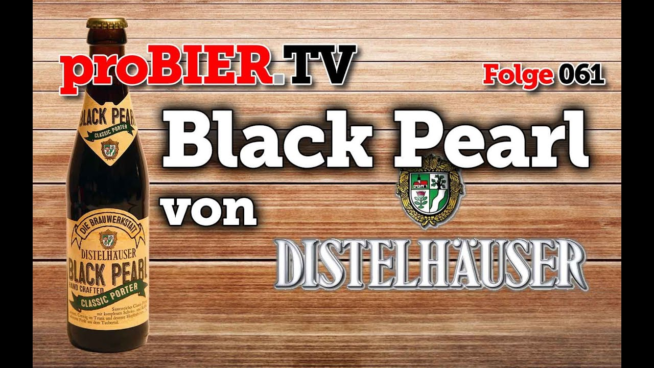 Jack Sparrows Delight – Black Pearl von Distelhäuser