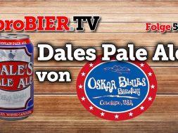 Dales Pale Ale von Oskar Blues   proBIER.TV – Craft Beer Review #507 [4K]