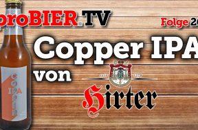 Kärntner Kupfer – Copper IPA von Hirter