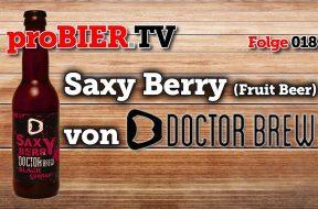 Keine riesigen Nebenwirkungen – Saxy Berry von Doctor Brew