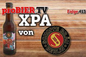 Kiez IPA aus Kreuzberg – Schoppe XPA