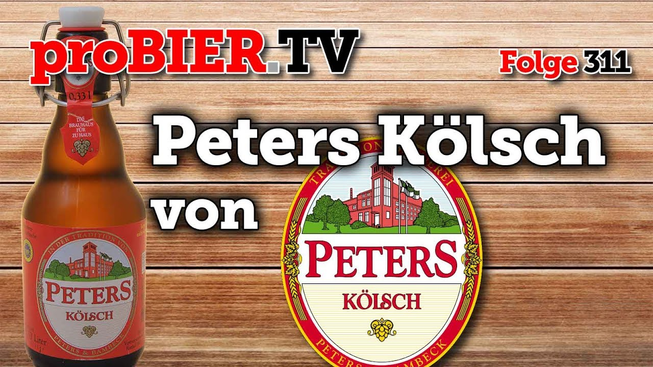 Kölsch Expedition – next Stop: Peters Kölsch