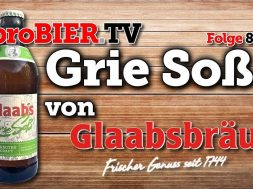 "Kräuter K(C)raft: ""Grie Soß"" von Glaabsbräu"